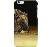 Mr Prickles is Invited to Tea iPhone Case/Skin