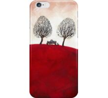 The Lovers Bench iPhone Case/Skin