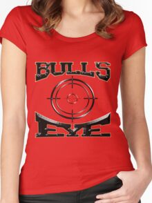 TARGET/HUMOUR Women's Fitted Scoop T-Shirt