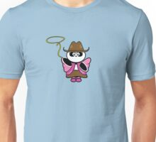 Betsy in her cowgirl get up Unisex T-Shirt
