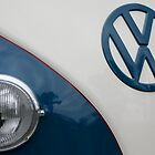 VW Combi classic by JenniferW
