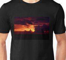 big face on Mars atmosphere Unisex T-Shirt