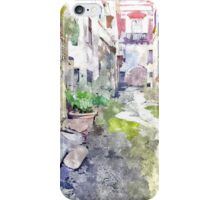 Laureana Cilento: alley iPhone Case/Skin