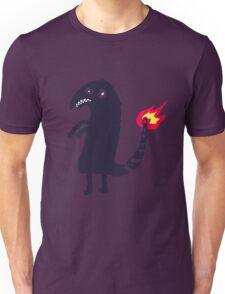 black charmander Unisex T-Shirt