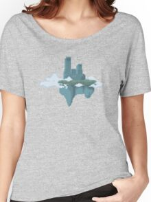 Castle In The Sky Women's Relaxed Fit T-Shirt