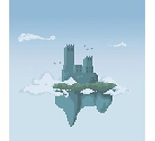 Castle In The Sky Photographic Print