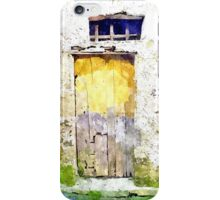 Laureana Cilento: door iPhone Case/Skin