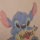 Stitch by sevastra87