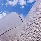 Sails in the Sky, Opera House, Sydney, NSW, Austaralia by Adrian Paul