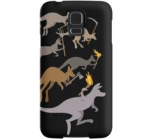 A Mob of Kangaroos Samsung Galaxy Case/Skin