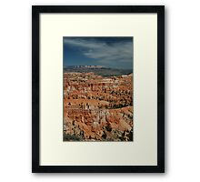 Bryce Canyon, Utah Framed Print