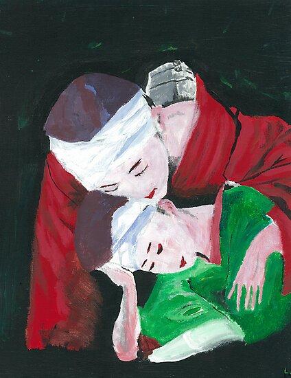Mother's Love  by Legendbia