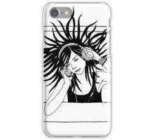 Static iPhone Case/Skin