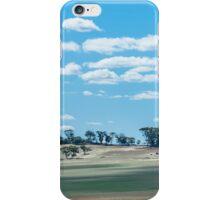 Western Australian Farmland iPhone Case/Skin