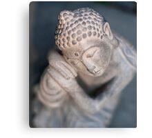 Resting Buddha Canvas Print