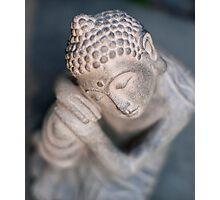 Resting Buddha Photographic Print