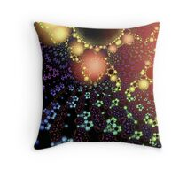 Chained Throw Pillow