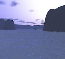 Frozen Dawn by KirneH001