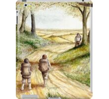 Three is Company iPad Case/Skin