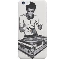 Bruce lee DJ iPhone Case/Skin