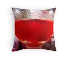 A Valentine Toast Throw Pillow