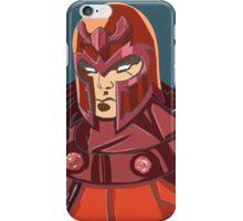 Magneto - Erik Lehnsherr iPhone Case/Skin