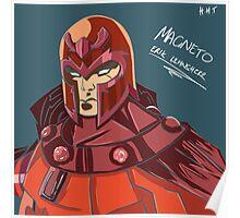 Magneto - Erik Lehnsherr Poster