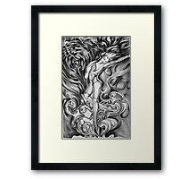 Joy In Complexity Framed Print