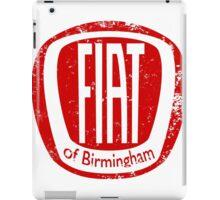 Fiat of Birmingham iPad Case/Skin