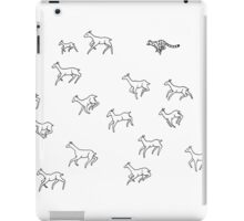Cheetah Hunt iPad Case/Skin