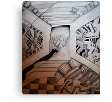 life line Canvas Print