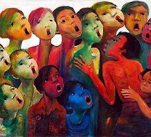 Lagu kita masih sama (Indonesia Raya) by anggadiandry