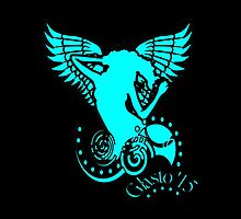 WingsofGlasto... new Tee(z) for 2015 #glastofest #wingsofglasto by CARIDIGM