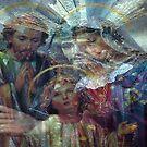 Holy Family by saseoche