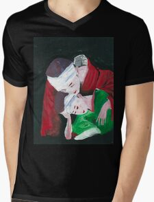 Mother's Love  Mens V-Neck T-Shirt