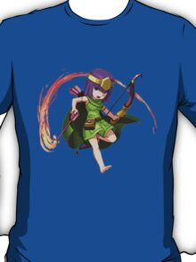 Archer Clash of Clans Draw Art T-Shirt