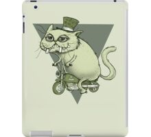 iluminati cat  iPad Case/Skin