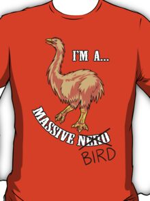 Aepyornis is a Massive Bird. T-Shirt
