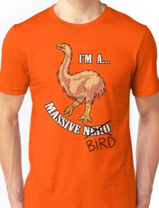 Aepyornis is a Massive Bird. Unisex T-Shirt