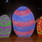 My Easter Egg Cards by Bearie23