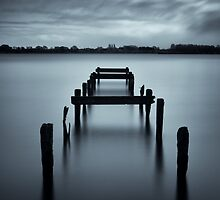 The Old Jetty by Darren Brown