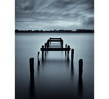 The Old Jetty Photographic Print