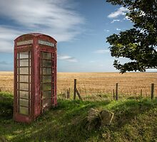 Red Phone Box by Darren Brown