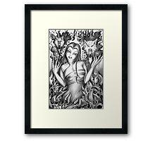 Personal Demons Framed Print