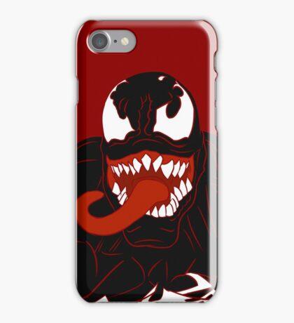 Venom - Eddie Brock iPhone Case/Skin