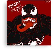 Venom - Eddie Brock Canvas Print