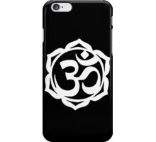 Yogi Lotus iPhone Case/Skin