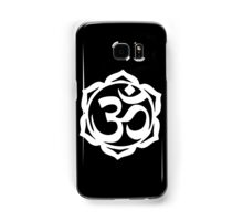 Yogi Lotus Samsung Galaxy Case/Skin