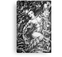 Wavemaker Canvas Print