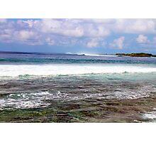 Restless Seas Photographic Print